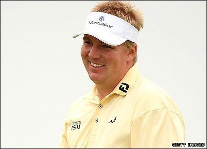 Ross McGowan golf