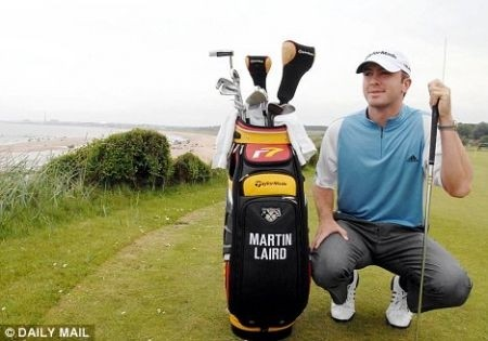 Martin Laird golf