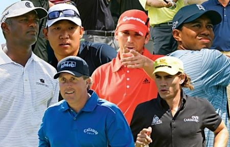 World Ranking Golf 2009