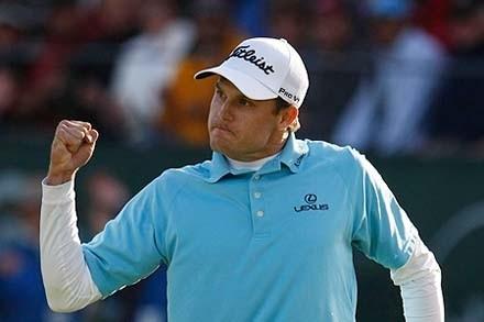 Nick Watney golf