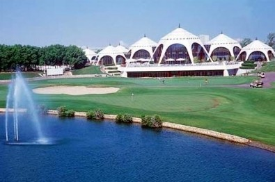 Foto: Dubai Emirates Golf Club
