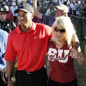 Elin e Tiger Woods