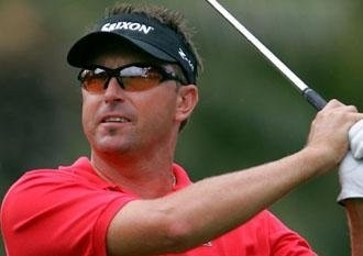 Robert Allenby swing