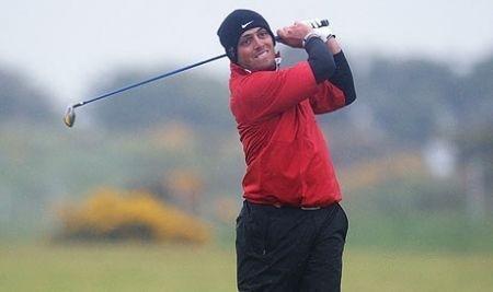 Francesco Molinari Swing