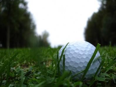 Golf Balls Photos