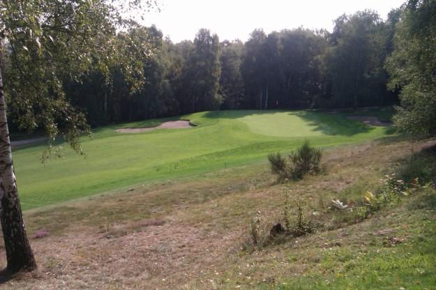 Golf Des Iles green