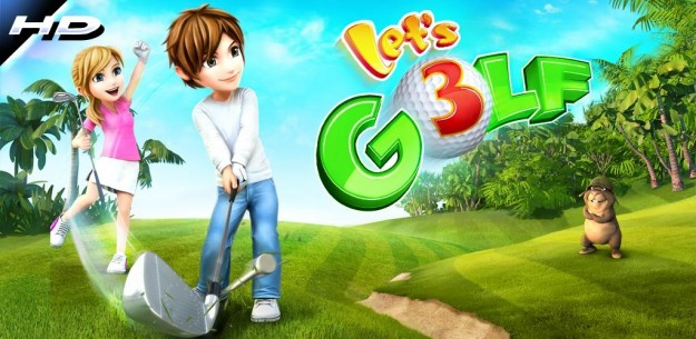 Let's Golf 3 HD