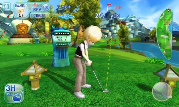 Let's Golf 3 HD gioco