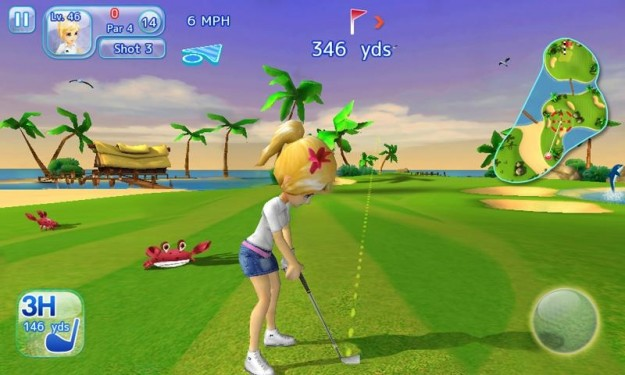 Let's Golf 3 HD grafica