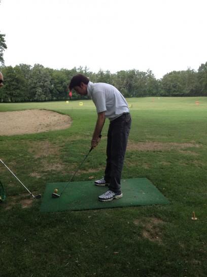 Lezione di golf (8)