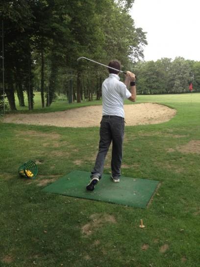 Lezione di golf (11)