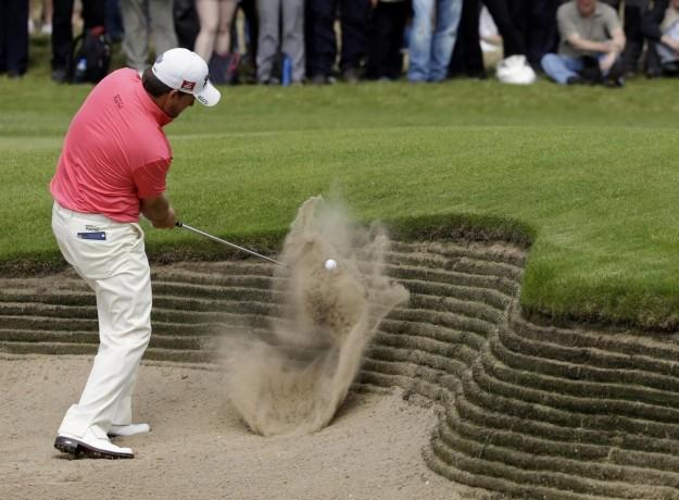 Open Championship 2012, immagini