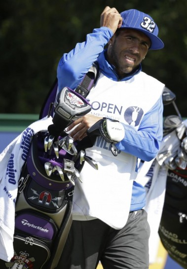 Open Championship 2012, immagini (2)