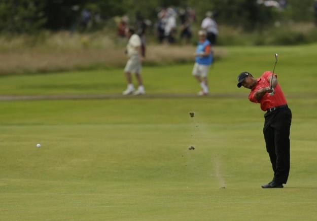 Open Championship 2012 a Ernie Els