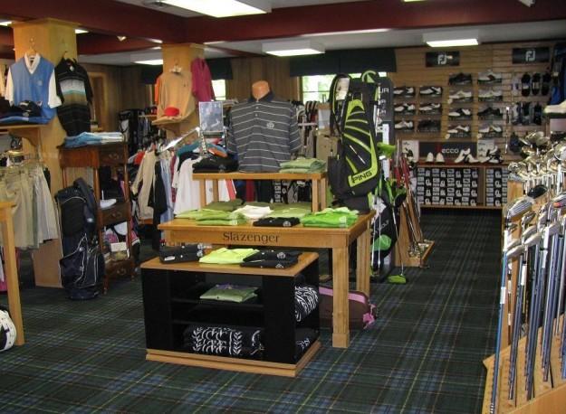 negozio golf comprare attrezzatura golf
