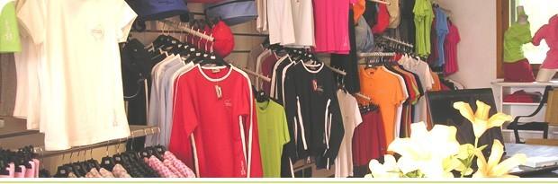 magliette da golf