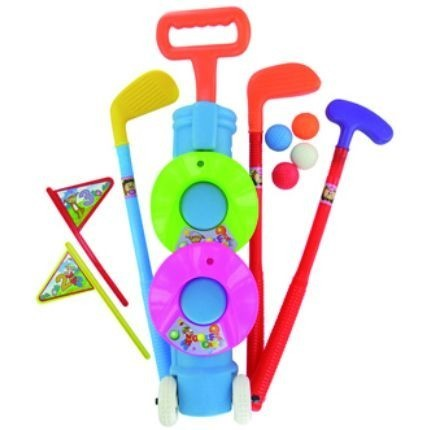 set-mazze-golf-plastica-bimbo