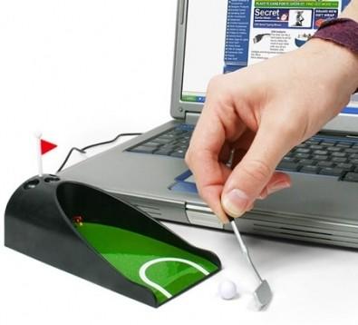 Foto: USB Putt Returner