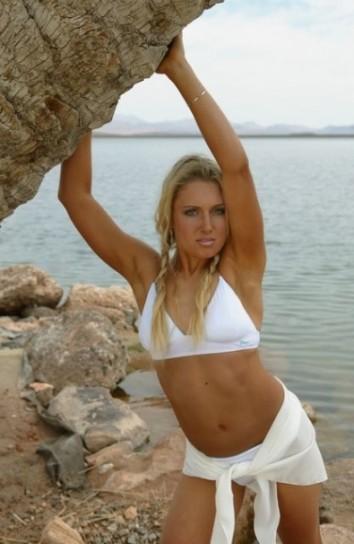 Natalie Gulbis bikini 2