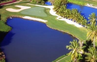 Golf Repubblica Dominicana laghetti