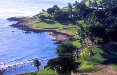 Golf Repubblica Dominicana spiaggia