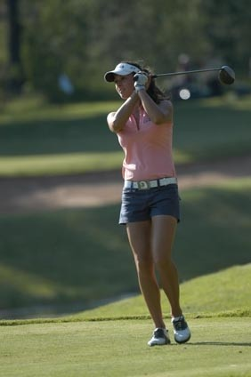 Maria Verchenova golf