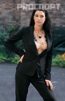 Maria Verchenova sexy