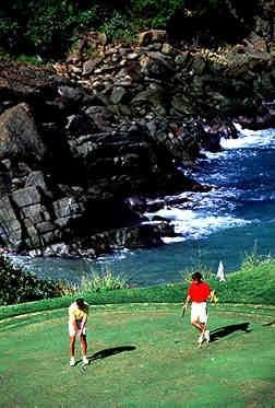 Mahogany Run Golf Club