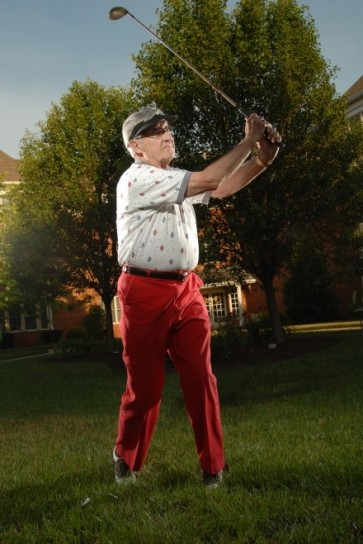 Old Man golf