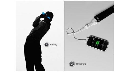 Foto: Handgrip iPhone Golf
