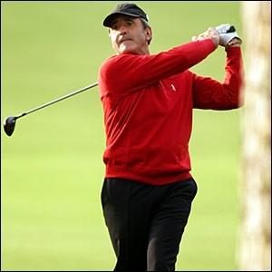 Severiano Ballesteros golf