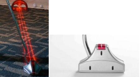 Laser Putter