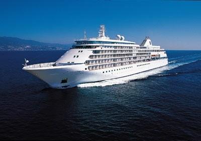 Silversea Cruises nave