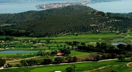 Argentario Golf Club vista