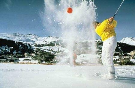 Foto: Golf Neve Aprica