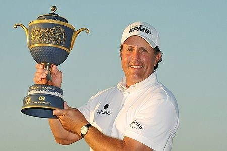 Foto: Phil Mickelson Ca Championship