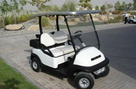 Foto: Hydroturf Golf Cart