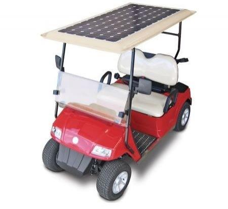 Golf Cart Solare