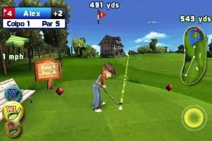 Let's Golf! tiro