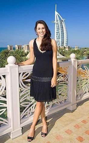 Maria Verchenova Dubai