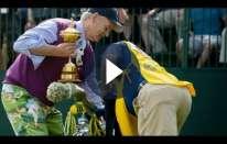 Bill Murray tenta di rubare la Ryder Cup [VIDEO]