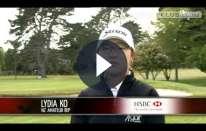 l 14enne Lydia Ko è la più giovane vincitrice di un torneo pro di golf