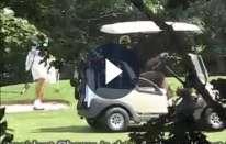 Obama sfida a golf il cuoco della Casa Bianca