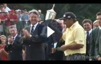 Augusta Masters 2009 video